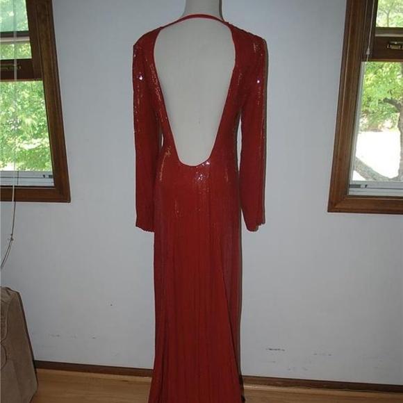 2a22e1de Diane Von Furstenberg Dresses | Dvf Marisa Gown Sequin New | Poshmark